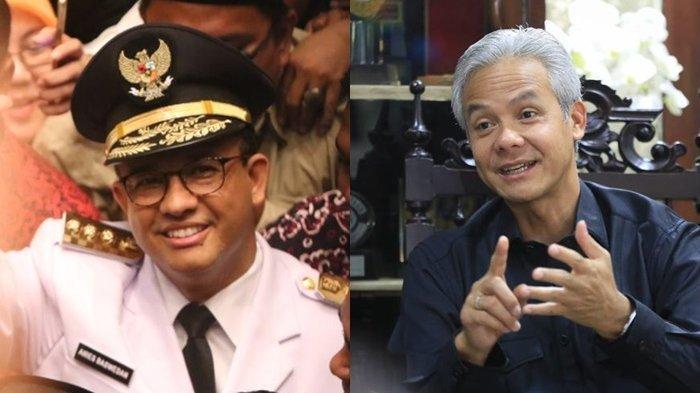 Reaksi Anies dan Ganjar Soal Banjir di Wilayahnya, Gubernur Jawa Tengah Pilih Salahkan Dirinya