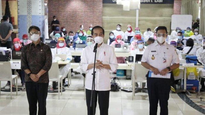 Covid-19 di DKI Melonjak Lagi, Gubernur Anies Diberi Tugas Khusus Oleh Presiden Jokowi, Ini Katanya