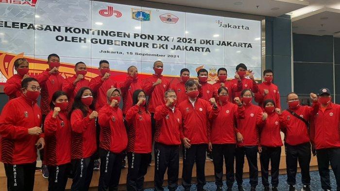 Pemprov DKI Siapkan Bonus Rp140 Miliar Bagi Atlet Peraih Medali di PON Papua