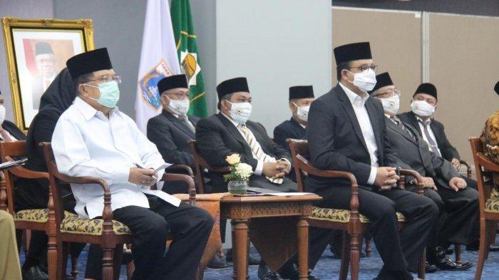 Didampingi Jusuf Kalla, Gubernur Anies Baswedan Bicara Soal Kesetaraan Agama