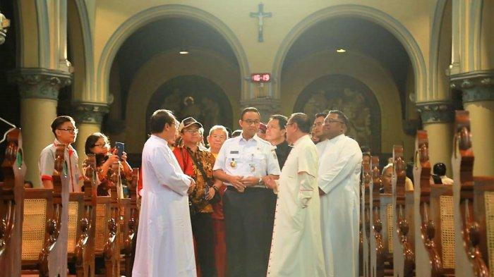 Pemprov DKI Gelar Perayaan Natal Bersama di Ecovention Ancol, 11 Januari2019