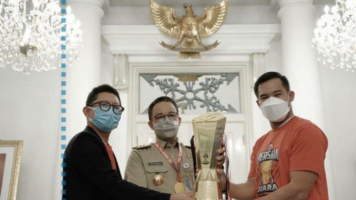 HUT ke-494 Jakarta, Petinggi Persija Ingin Beri Kado Spesial: Harus Kasih Piala di Akhir Liga 1