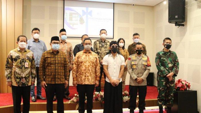 Resmikan GBI Amanat Agung, Gubernur Anies Harap Persatuan Umat Beragama di Jakarta Semakin Kuat