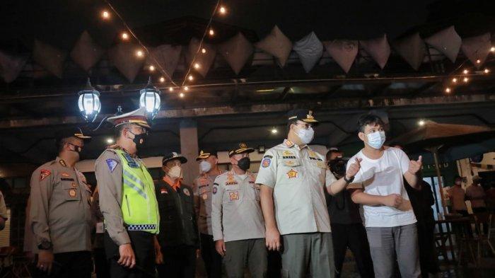 Penyebaran Covid-19 di Jakarta Catat Rekor Baru, Hari Ini Tambah 4.808 Kasus