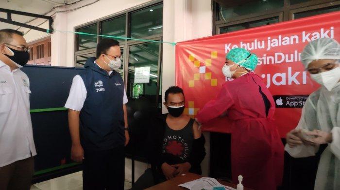 Anies Pamer Kabar Baik, Terungkap Jakarta Jadi Daerah Paling Signifikan Pengendalian Covid-19