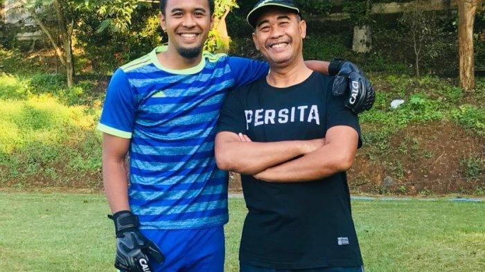 Peringati Hari Ayah, Kiper Persita Tangerang Terkenang Masa Kecil Sering Diajak ke Lapangan