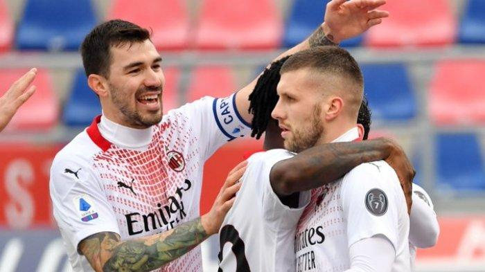 Jelang Spezia vs AC Milan, Misi Rossoneri Pertahankan Puncak Klasemen Liga Italia