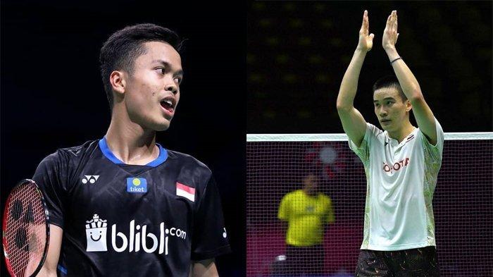 Anthony Ginting Tumbang di Babak Pertama dari Tunggal Thailand, Berikut Hasil French Open 2018