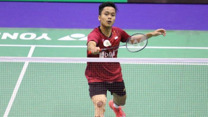 Suka Duka Anthony Ginting Disaksikan Jokowi di Asian Games, Pakar Ekspresi Bongkar Fakta Sebenarnya