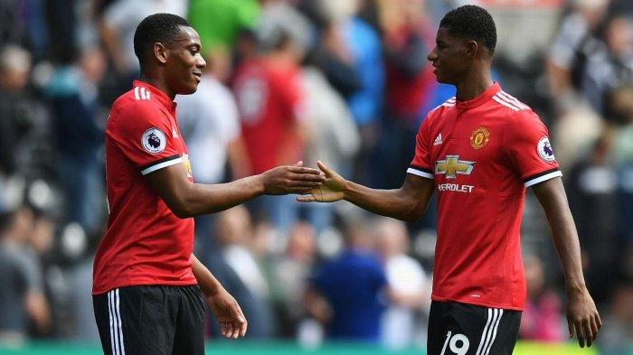 Pelatih Manchester United, Jose Mourinho memberikan tantangan kepada Anthony Martial dan Marcus Rashford untuk bisa mempersiapkan diri lebih baik agar dapat dipilih sebagai starter.