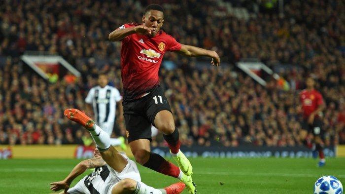 Manchester United Disarankan Cari Pengganti Martial, Jamie Carragher: Dia Bukan Pemain Hebat