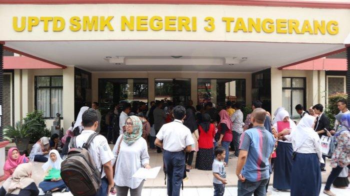 Sekolah Tak Syaratkan KK Legalisir Pada Pendaftaran PPDB SMA di Tangsel