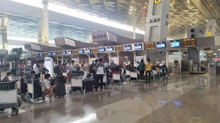 11.349 WNA Masuk Indonesia dari Bandara Soekarno-Hatta Dalam Sebulan, Didominasi Warga Jepang