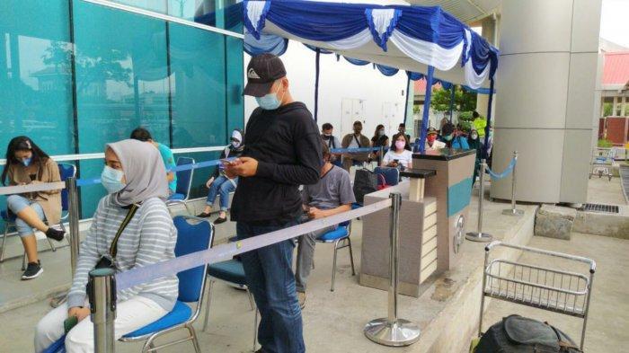 Antrean Rapid Test Antigen di Bandara Soekarno-Hatta Mengular, Alasan Harga Jadi Alasan