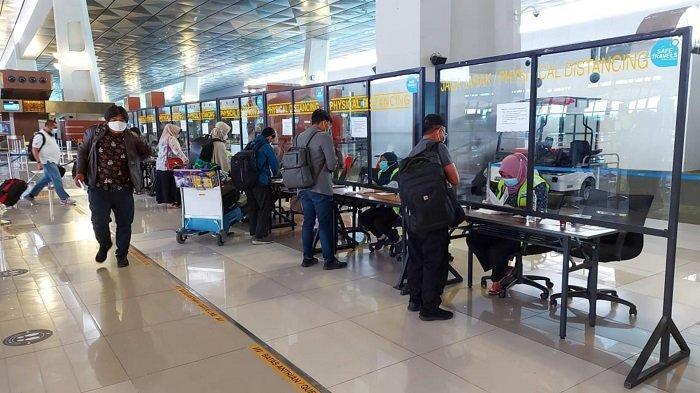 Masa Berlaku Surat Rapid Test Antigen di Bandara Soekarno-Hatta Lebih Singkat dari PCR Test