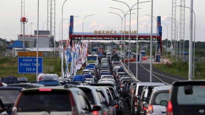 Jasa Marga Catat 134.136 Kendaraan dari 4 Gerbang Tol Utama kembali ke Jakarta H+1 Iduladha 2020