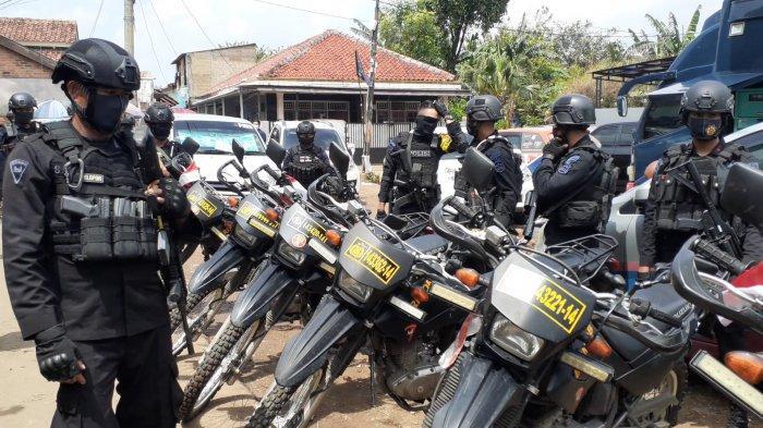 TPS Putri Wapres RI Didatangi Puluhan Brimob Bersenjata Lengkap, Ini Penjelasan Kapolsek