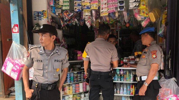 Lakukan Razia ke Warung-warung, Polsek Serpong Temukan Warung Penjual Obat-obatan Terlarang