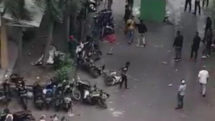 Viral Bentrokan 2 Kelompok di Apartemen di Cengkareng, Ini Penjelasan Kapolres