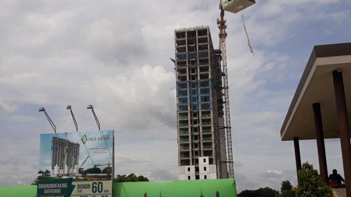 Hari Ini, Apartemen Emerald Bintaro Tower B Lakukan Groundbreaking