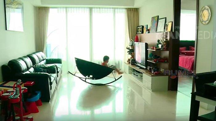 Meski Tak Luas, Apartemen Nikita Mirzani Terlihat Nyaman, Yuk Intip!