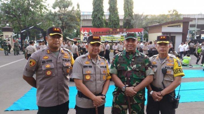Jakarta Utara Dijaga 700 Personel Gabungan saat Malam Takbiran Nanti