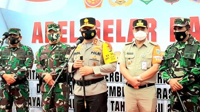 Polisi akan Angkut Motor Pengendara yang Nekat Konvoi di Malam Tahun Baru 2021