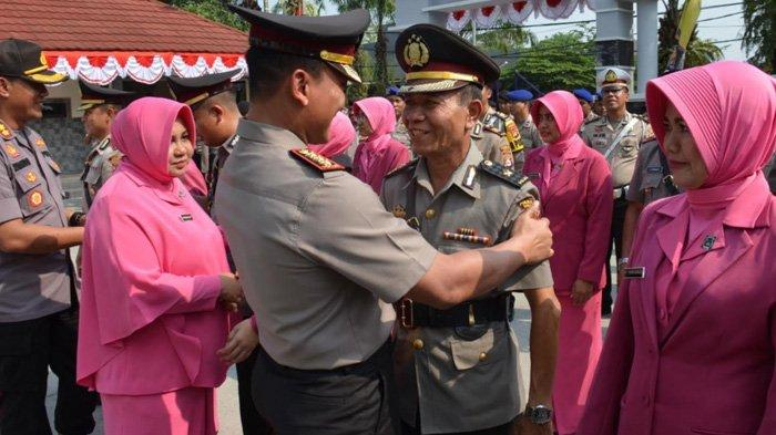 Pejabat Utama Polresta Tangerang Dirotasi, Berikut Jajaran Barunya