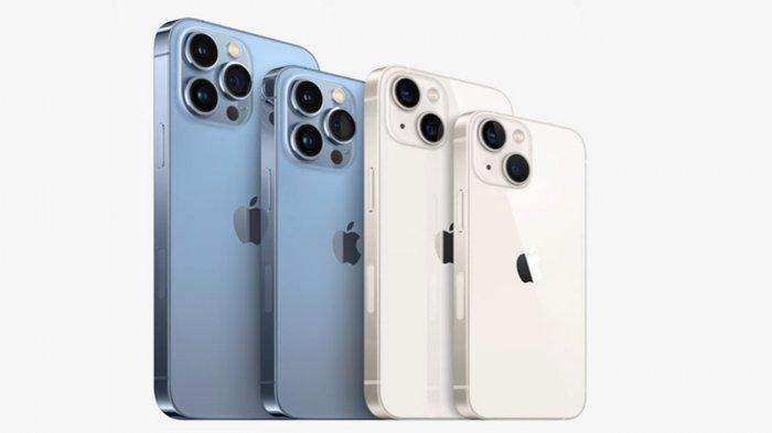iPhone 13 Resmi Meluncur, Ini 4 Fitur Baru yang Tak Ada di iPhone 12, Cek Harganya di Sini