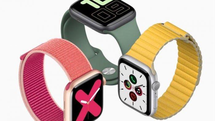 Apple Watch 5 Dibanderol Rp 7,5 Juta di Indonesia: Ada Penawaran Gratis Cicilan 1 Bulan