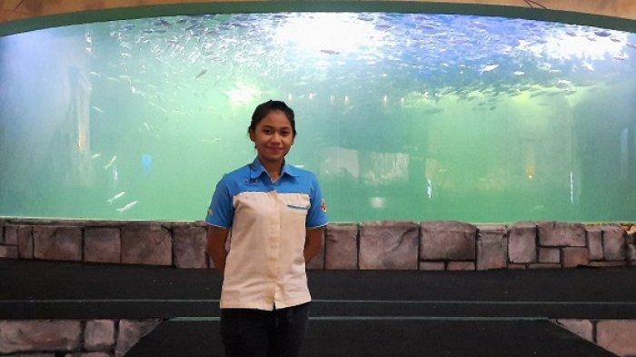 Trik Putri Duyung di Ocean Dream Samudra Ancol Bisa tahan Nafas Dalam Air Tanpa Alat Bantu