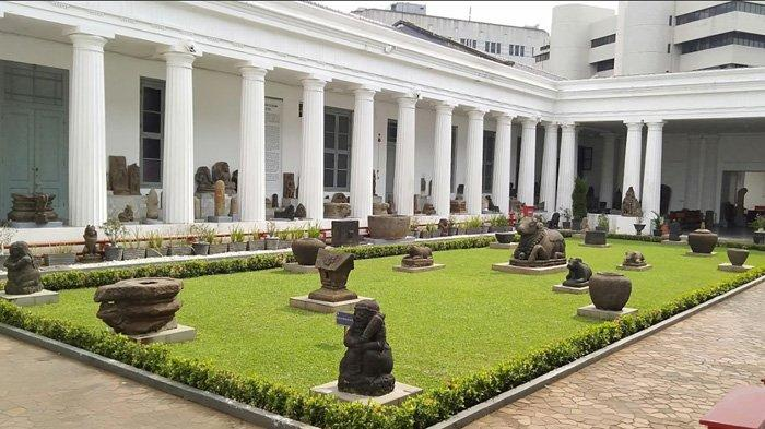 VIDEO Museum Gajah,Tempat Bersejarah dan Kaya Benda Prasejarah