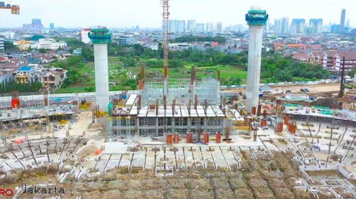 Atap Buka-Tutup Jakarta International Stadium Seberat 3.500 Ton, Bakal Dapat Rekor MURI