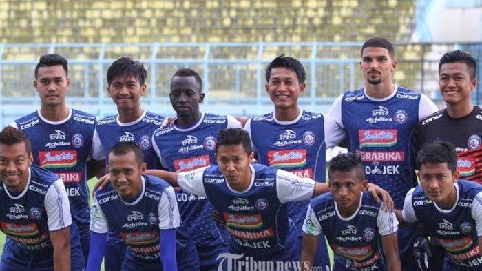 Kalahkan Persebaya, Arema FC Juarai Piala Presiden 2019, dan Bukukan 4 Rekor Sekaligus
