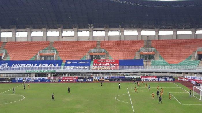 Hasil Liga 1 Arema Vs Bhayangkara: Singo Edan Berbagi Poin dengan The Guardian,Gol Ezechiel Dianulir