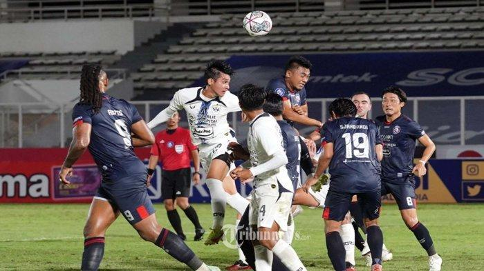 Prediksi Skor Jadwal Liga 1 2021 Arema FC vs Persela Lamongan Live Indosiar, Singo Edan Bangkit?