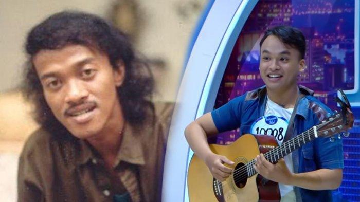Ikut Indonesian Idol 2019, Holly Caesar Putra Areng Widodo Ternyata Piawai Main Gitar: Ini Aksinya