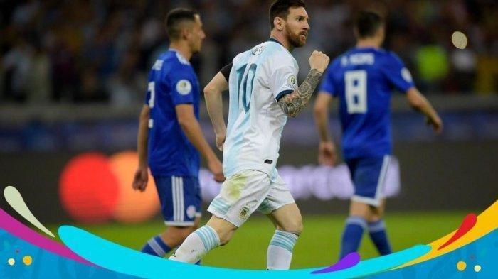 Argentina Kalah Lawan Brasil: Messi Sumpahi Wasit, Pelatih Argentina Sebut Gol Firmino Tidak Sah