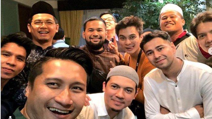 Putuskan Ikut Kajian Islami, Ucapan Raffi Ahmad Buat Arie Untung Terkejut: Takut Juga sama Istidraj