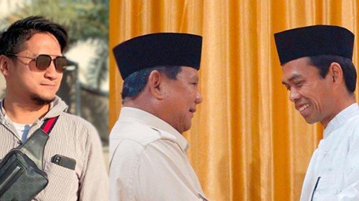 Bandingkan Perlakuan UAS hingga Adi Hidayat Saat Bertemu Prabowo, Arie Untung: Rela Diapakan Saja