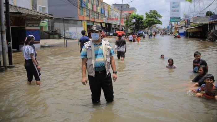 2 Tahun Berturut-turut Banjir Tinggi, DPRD Kota Tangerang Kritik Pedas Penanganannya