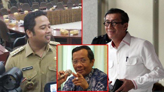 Anggap Tak Tepat Pemkot Tangerang & Kemenkumham Saling Lapor, Mahfud MD: Tindak Pidananya Dimana?