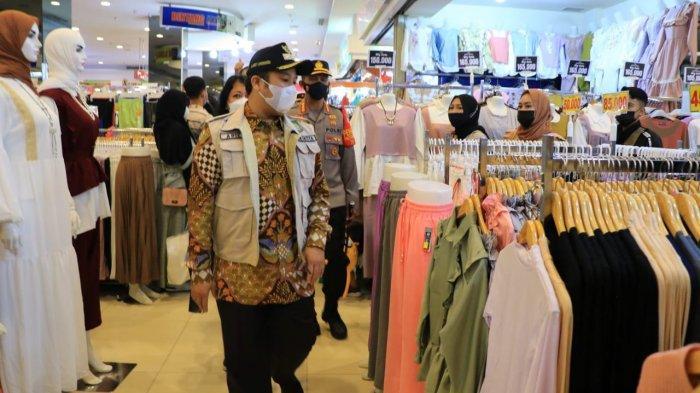 Pengunjung Tangcity Mall Membludak, Wali Kota Tangerang Ancam Sanksi Tutup Operasional