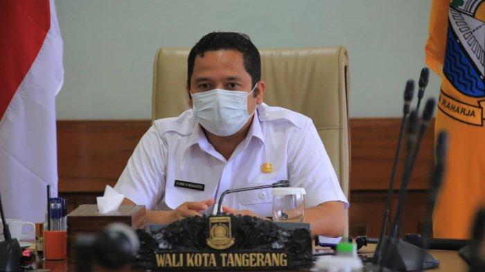 Cegah Klaster Perkantoran, Wali Kota Tangerang Minta Semua Sektor Usaha Melakukan WFH
