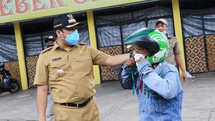 Pemerintahan Kota Tangerang Kucurkan Dana Rp 98 Miliar untuk Penanganan Covid-19