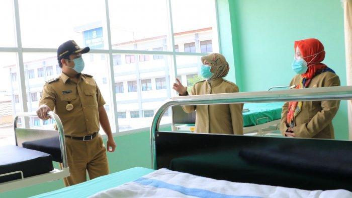 Kasus Baru Covid-19 Terus Bertambah, Pemerintah Kota Tangerang Tambah Ruang Isolasi OTG di Jurumudi