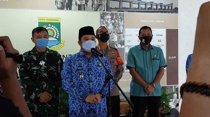 Kasus Covid-19 Naik, Waktu Operasional Restoran di Tangerang Dibatasi Lagi