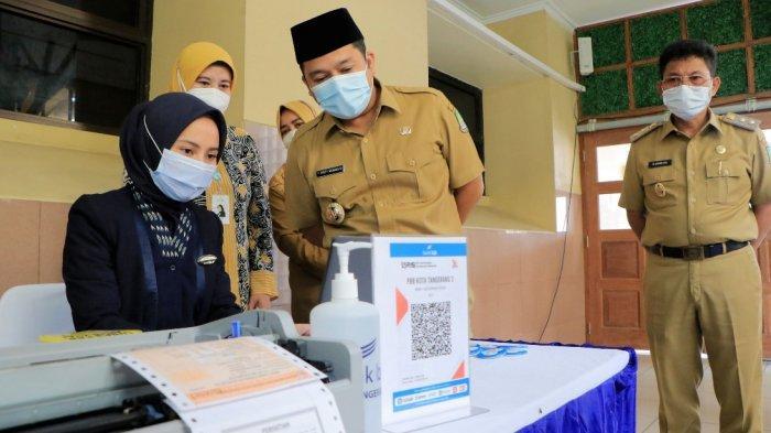 E-SPPT Diluncurkan, Wajib Pajak di Tangerang Bisa Bayar Secara Elektronik
