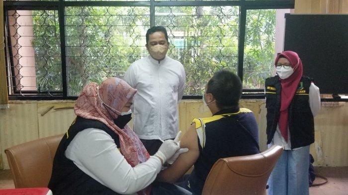 53 Persen Warga Kota Tangerang Sudah Divaksin Covid-19