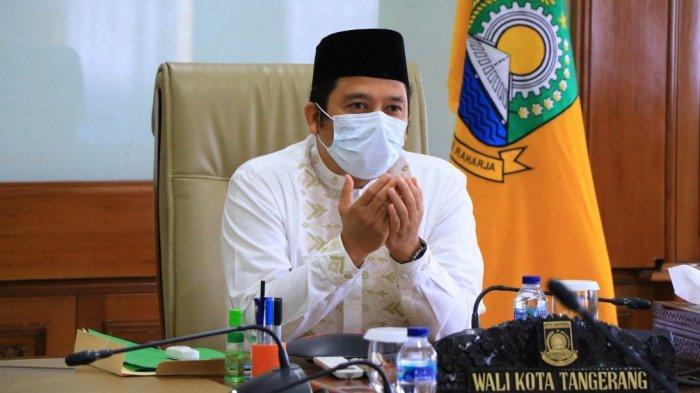 Wali Kota Tangerang Imbau Masyarakat Salat Iduladha di Rumah